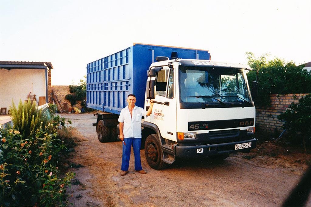 Transportes y grúas M.S.O.
